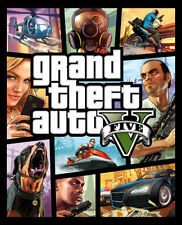 [Versione Digitale] PC Grand Theft Auto V Email+pass socialclub Download GTA 5