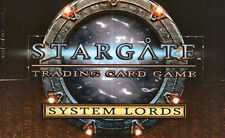STARGATE TCG CCG SYSTEM LORDS MISSION CARD Catalog Alien Technology #164