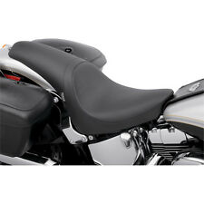 Drag Specialties Smooth Predator Seat for 2000-14 Harley Softails FXST FLST