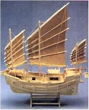 Chinese Junk Matchstick Model Construction craft kit Matchmaker-NEW