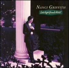 Late Night Grande Hotel - Nanci Griffith (1991, CD NIEUW)