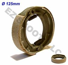 REAR DRUM BRAKE SHOES PAD GY6 4STROKE CHINESE SCOOTER ATV MOPED BMS TAOTAO BAJA