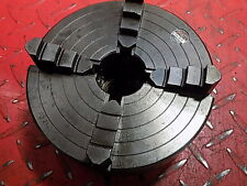 "PRATT BURNERD 6"" 4 JAW INDEPENDENT LATHE CHUCK BOXFORD FITTING VGC ENGINEERING"