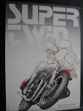 Poster Continental Super Twin (Folded)