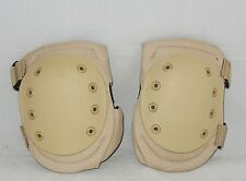 NWOT ~ HATCH CENTURION US ARMY KP250 PROTECTIVE KNEE PADS TAN / BEIGE