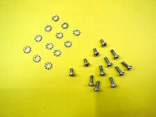 flight/pilot helmet screws set  for oxygen mask receiver