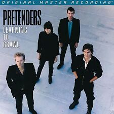 THE PRETENDERS - Learning To Crawl - Hybrid SACD