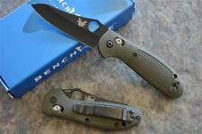 Benchmade 555BKHGOD Mini Griptilian Folding Axis Lock Knife w/ 154CM Blade