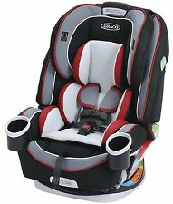 Graco Baby 4Ever All-in-1 Convertible Car Seat Infant Child Booster Cougar NEW