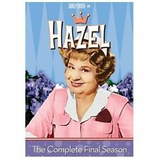 HAZEL - The Complete Final Season (4 Disc Set!) DVD [V51]