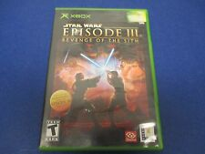 XBOX, Star Wars Episode III Revenge of the Sith,Rated T, Violence,Ultimate Jedi