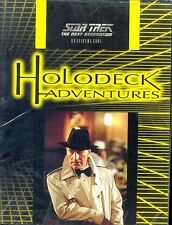 STAR TREK RPG NEXT GENERATION HOLODECK ADVENTURES