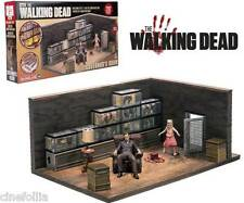 The Walking Dead The Governor's Room Building Set McFarlane 292 pcs