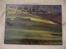 Scotland. The Light And The Land. Colin Baxter.1st Edition Signed.1985