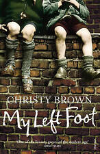 My Left Foot, By Christy Brown,in Used but Acceptable condition