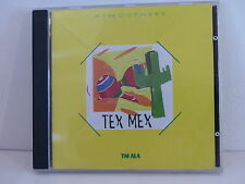 CD ALBUM TEX MEX TL ALA Atmosphere