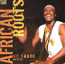 Nii Tagoe-African Roots CD NEW