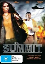 The Summit (DVD, 2009) Adam Sinclair, Aprile Riddle, Bruce Greenwood, Christophe