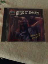 Cd GUNS N'ROSES Rocket Queen Live In Los Angeles 1988 Rare