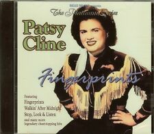 PATSY CLINE - FINGERPRINTS - CD - NEW - FAST FREE SHIPPING !!!