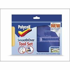 Polycell Smooth Over Tool Set ** PURCHASE YOURS TODAY **