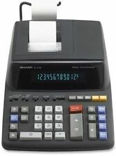 Sharp EL2196BL Standard Function Calculator
