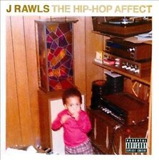 The  Hip-Hop Affect [PA] by J. Rawls CD, (May-2011, Green Streets Entertainment)