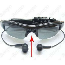 8GB TF Spy Sun Glasses HD DVR Camera Video Audio Recorder Mp3 Player Technology