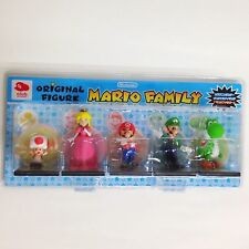 Mario Family Original Figure Club Nintendo Japan