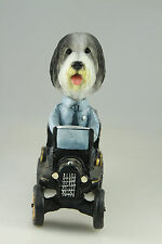 PADDY WAGON BEARDED COLLIE INTERCHANGABLE BODY SEE BREED & BODIES @ EBAY STORE
