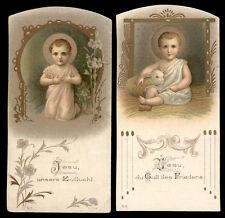 lotto santini-holy cards lot-lot images pieuses-konvolut heiligenbildichen 2171