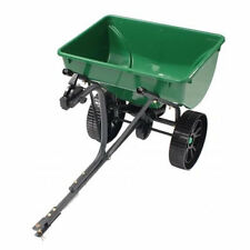 Precision Products 75 LB Tow Behind Broadcast Spreader