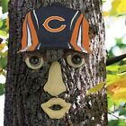 Chicago Bears Forest Face Tree Face