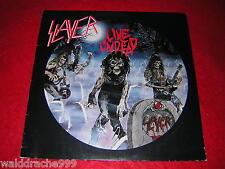 Slayer - Live Undead, RR9574, MBR Vinyl LP 1987