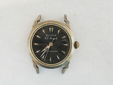 Vintage Bulova Automatic 23j Mens Watch Wristwatch Fancy Case - 1870