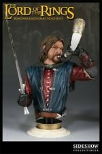 BOROMIR LEGENDARY BUST-SIDESHOW ONLY 350 EVER PRODUCED LOTR THE HOBBIT
