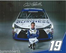 "2016 CARL EDWARDS ""COMCAST BUSINESS"" #19 NASCAR SPRINT CUP SERIES POSTCARD"