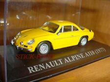 RENAULT ALPINE A110 A-110 YELLOW 1:43 1977 MINT!!!