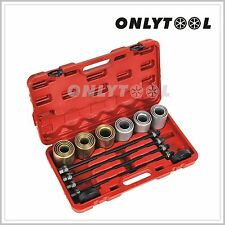 26 Pcs Press Pull Sleeve Bearings Bushes Seals Removal Installation Repair Kit