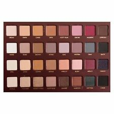 Hot 32 Warm Color Pro Cosmetic Matte Eyeshadow Palette Makeup Kit Set + Mirror
