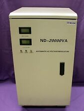 NiCOM Automatic Voltage Regulator Stabilizer 20KVA 220 VAC Single Phase