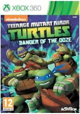 TEENAGE MUTANT NINJA TURTLES: pericolo dell' essudato (XBOX 360) - 1 ° Classe Consegna