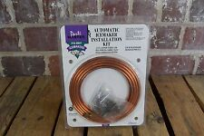 Parts Master GE Automatic Icemaker Installation Kit PM8X1 Copper Tubing & Valve