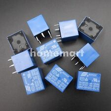 10PCS SRD-05VDC-SL-C 5 Pins SONGLE Power Relay 5V DC SPDT PCB Type SRD-5VDC-SL-C