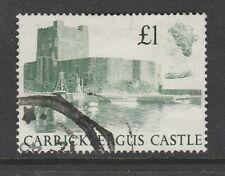 1988 Great Britain Carrickfergus Castle Sg 1410