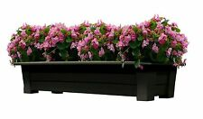 New Garden Plant Pot Deck Planter Extra Large Outdoor Patio Flower Box Yard