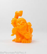 Monstruo en mi Bolsillo-Serie 2 - 68 Huesos Sangrientos-Neón Naranja-Mini Figura