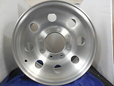 "Ford Super Duty F250 F350 Excursion OEM 16"" Alloy Wheels 8 Lug Rim 99 04 BRUSHED"