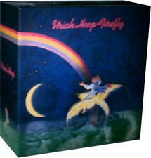 "URIAH HEEP ""Firefly"" Promo empty Box for Japan Mini LP CD"