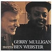 Mulligan and Webster Gerry Meets Ben CD